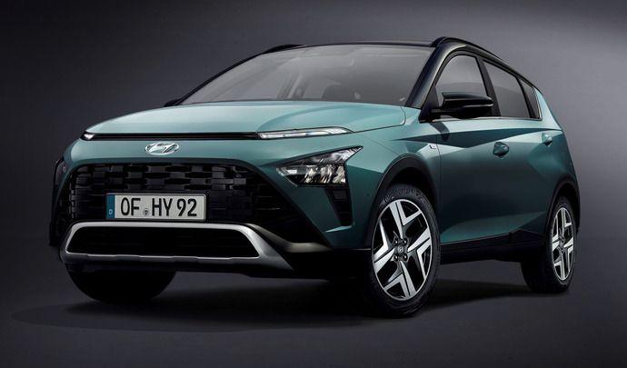 Hyundai Bayon (2021) : à partir de 17 850 €