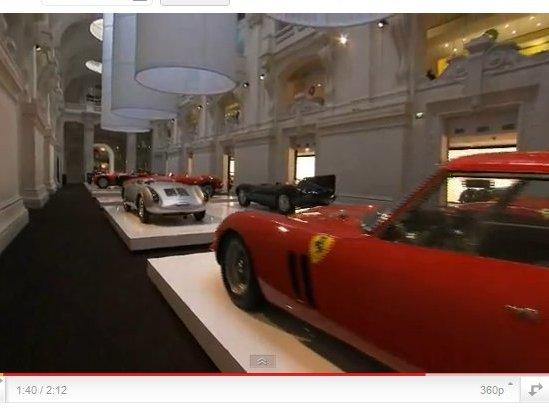 [vidéo] Les 17 raretés automobiles de Ralph Lauren au Musée des Arts Décoratifs