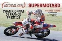 Ouverture du Championnat de France de Supermotard 2014: c'est ce week-end