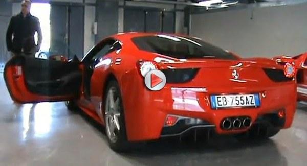[Vidéo] Ferrari 458 Italia, diablesse du circuit