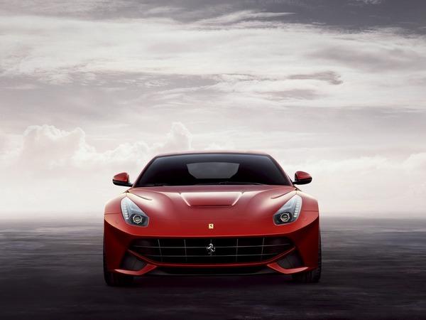 La Ferrari F12 Berlinetta a un prix...