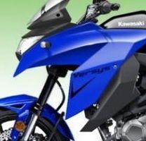 Nouveauté - Kawasaki: une nouvelle Versys vue du Brésil