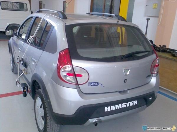 Dacia Hamster hybride : rêve ou réalité ?