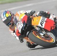 Moto GP - Etats-Unis Qualifications: Dani Pedrosa domine la séance de tous les dangers