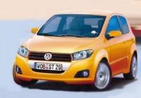 Volkswagen Low Cost Concept à Francfort