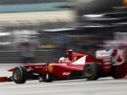 Des essais illégaux pour Ferrari ?