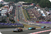 FIA GT: présentation des 24 Heures de Spa
