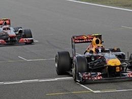 McLaren perce les secrets de la RB7
