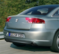 Seat Sport Sedan 2009: comme ça ?
