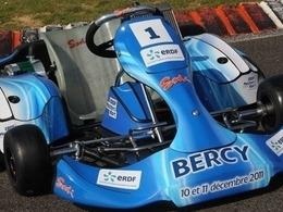 L'ERDF Masters Kart à Bercy