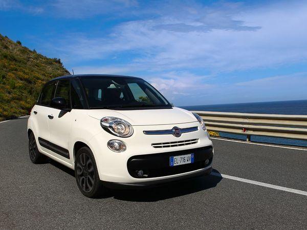 Fiat 500L: des précisions sur la gamme