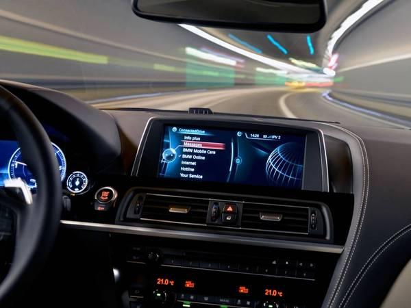 BMW : l'écran tactile se généralisera dans un futur proche