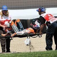 Moto GP - Etats-Unis: Stoner incertain Spies souffrant et Hayden forfait voici le point de situation après les qualifications !