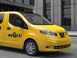 Nissan nouveau fournisseur des taxis new-yorkais!