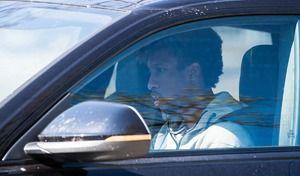 Un joueur de football sanctionné pour être arrivé à l'entraînement en Mercedes