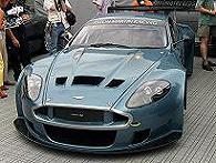 Aston Martin DBRS9 version route ?