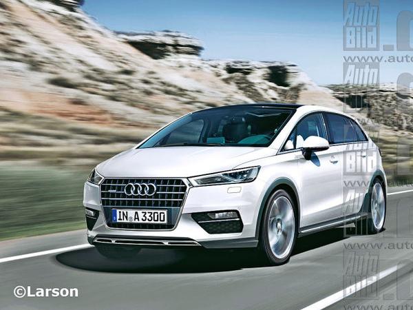"""Future Audi A3 Vario: """"ça comme""""?"""