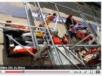 [vidéo] quand l'Audi n°9 fauche un cameraman