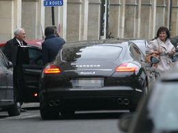 L'affaire DSK et la Porsche Panamera