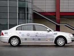 Voiture à hydrogène : pas avant 2020 pour Volkswagen ?