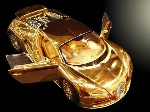Une Bugatti Veyron à 2,93 millions de dollars. En jouet.