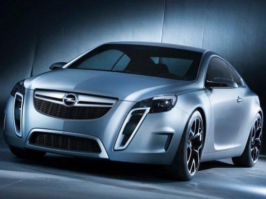 La nouvelle Opel Calibra en concession en 2013?
