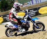 Supermotard, championnat du monde 2012: Hermunen empoche les 3 manches suisses et réduit l'écart...