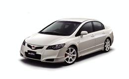Tokyo Auto Salon 2009 : requiem pour Honda sportives
