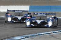 12h de Sebring, essais libres: Peugeot garde le rythme !