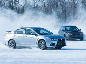 Les rumeurs fumeuses : les Mitsubishi Evo et Subaru Impreza STi passeraient au diesel !