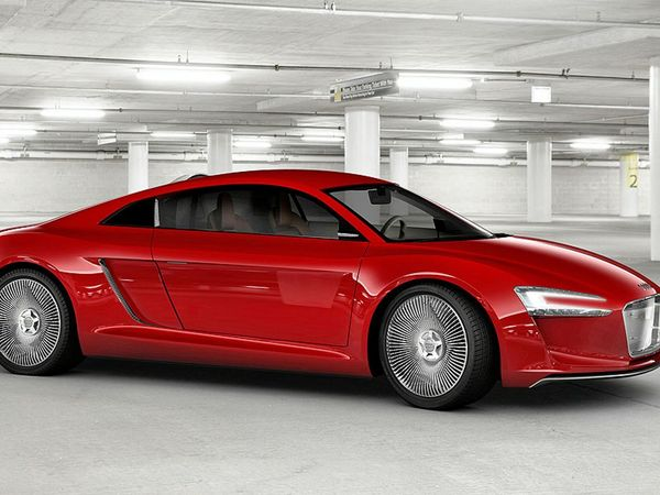 Audi : un design spécifique pour les autos électriques
