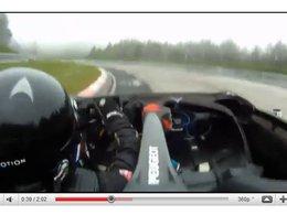 [vidéo] Ring Folies : le record de la Peugeot EX1