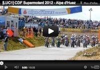 Luc1, championnat de France Supermotard, Alpe d'Huez: la vidéo
