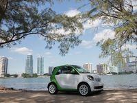 Smart, premier constructeur à passer au tout électrique aux USA