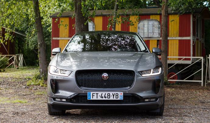 Jaguar i Pace : l'oubliée - Salon Caradisiac Electrique/Hybride 2021