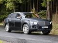 Le SUV Bentayga sera la première Bentley à moteur diesel