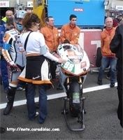 24 h du Mans 2008 en direct - Le DERT en proie à des soucis d'embrayage