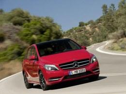 Mercedes récompensé par les entreprises