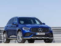 Mercedes dévoile le GLC 43 AMG (SUV et coupé) restylé