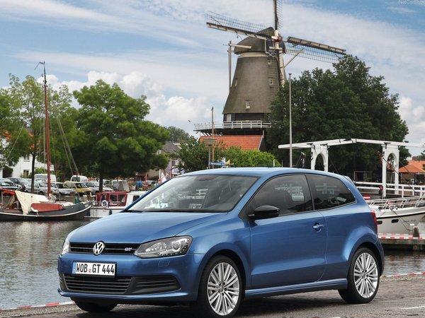 Volkswagen Polo BlueGT : l'essence propre
