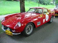 Vente exceptionnelle de Ferrari