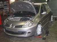 Renault Clio R3 : photos du montage et vidéos en action