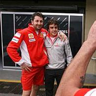 "Formule 1 - Alonso: ""Avec une Ferrari il dominerait Hamilton"""