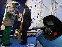 Le Chili inaugure la première borne de recharge pour véhicules électriques d'Amérique Latine
