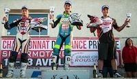 Championnat de France Supermotard 2014, round 1: le retour des Chareyre