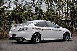 Tokyo Auto Salon 2009 : Mazda la joue sport