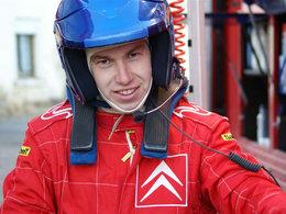 WRC : Chris Atkinson de retour sur une Citroën DS3 WRC