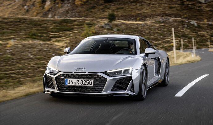 Audi ne va plus développer des moteurs thermiques