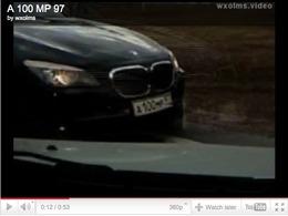 Le secrétaire d'Etat chargé de la sécurité routière en Russie est un chauffard