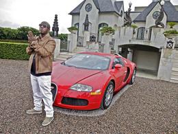 La Bugatti Veyron de Birdman